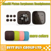 Original XiaoMi Piston Earphones Headphones Headset with Remote & Mic For XiaoMi MI2 MI2S MI2A Mi1S M1 Free Shipping