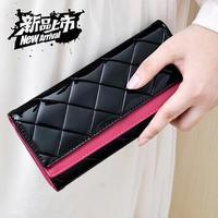 Free shipping 2014 New Fashion Women's wallet ladies handbag long style