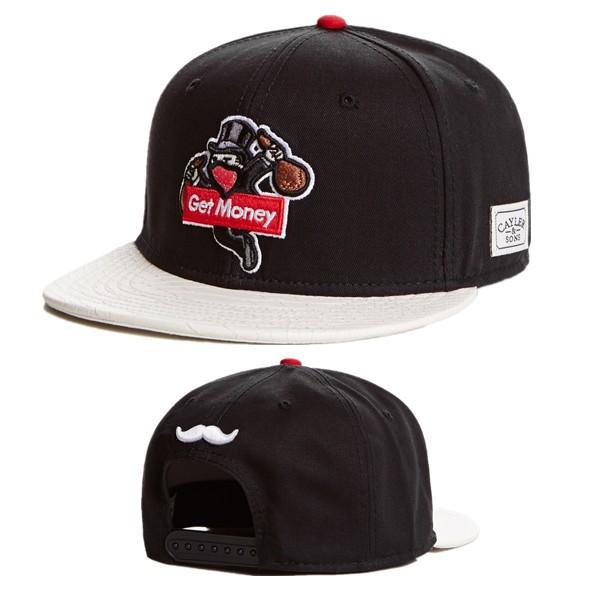 New arrival Cayler & Sons Snapback caps get money classics snapbacks mens sports hat baseball hats top quality Freeshipping !(China (Mainland))