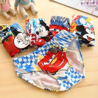 6pcs/lot cartoon underwears,baby clothing,kids underwear,calcinha,calcinha infantil,baby boys underwear car, baby boy panties