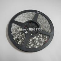FREE SHIPPING LED strip 5050 12V flexible light 60 leds/m,5m/lot Warm White,White,Blue,Green,Red,Yellow,RGB