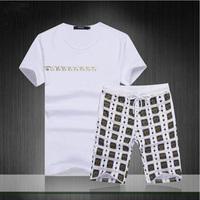 Free shipping new summer and fall 2014 jacket set men sport suit sportswear leisure guchi men shirt