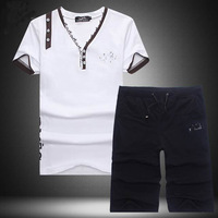 2014 guchi men products sell like hot cakes! Men T shirts and sweatshirts set of fashion leisure sports suits and pants
