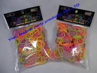 free shipping 2014 Fashion DIY bracelet Mixed Color Rubber Band, Loom Bands Refill new pearl loom bands bracelet rubber supplier