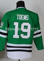 Chicago #19 Jonathan Toews Jersey,Ice Hockey Jersey,Top quality,Embroidery logos,Authentic Jersey,Size M--XXXL,Accept Mix Order