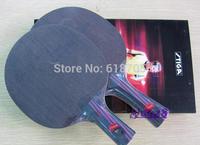 HOT-2PCS-STIGA OC pingpong balde OFENSIVE WOOD NCT CS/FL table tennis racket