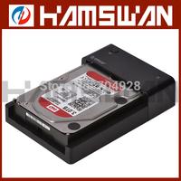 "ORICO 6518SUS3 USB3.0/eSata 2.5"" 3.5"" e-SATA/Hub External Storage Enclosure Parts Clone Dock HDD Slot HDD ENCLOSURE Freeshipping"