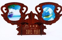 The zodiac annatto and bamboo Aquarius:   that  Aquarius: 3 d puzzle   kids   toys
