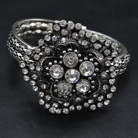 Wholesale jewelry Retro Bangle Fashion Gothic Jewelry unique Items Autumn Design Women Bracelet Bangles Indian Bracelet