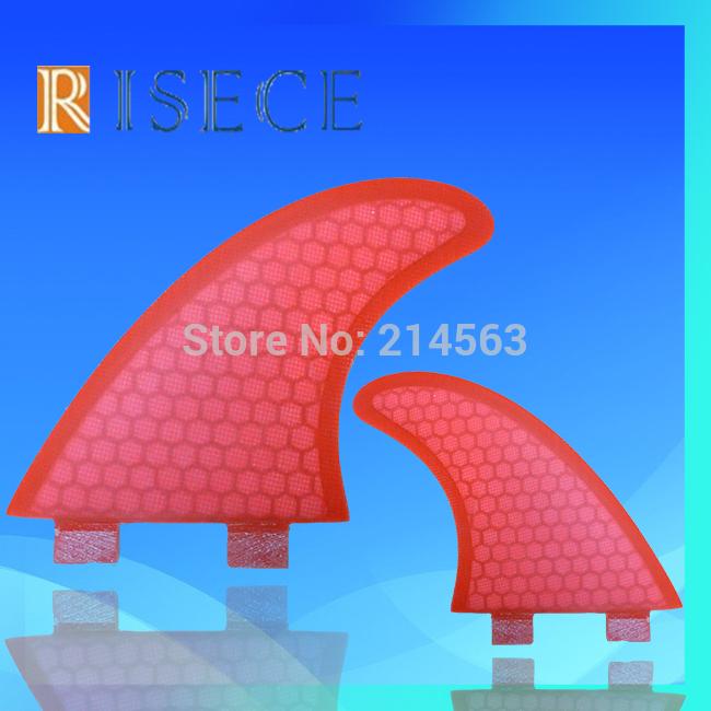 Top quality surf fins fcs fiberglass surfboards fin honeycomb fcs surfboard fins(China (Mainland))