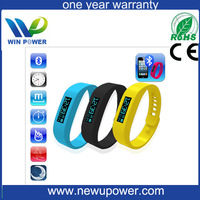 Bluetooth 4.0 Version High Quality Intelligent Sport Smart Bluetooth Bracelet Android-Compatible with Free shipping