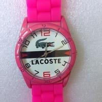Women's Round Dial Analog Display Stylish Wrist Watch with Adjustable Strap(pink)