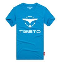 Shake DJ TIESTO cotton lovers rock t-shirt men's and women's T-shirt