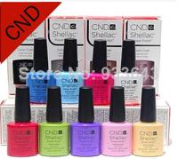 wholesale price 73 Summer Colors Available 36Pcs/lot CND Shellac Soak Off UV LED Nail Gel Polish uv gel