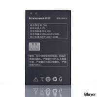 Wholesale 20pcs - high quality Original Lenovo BL206 2500mAh Battery  for Lenovo A630 A600E A630E Mobile Phone battery
