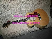 Wholesale - New Arrival Natural J200 Acoustic Electric Guitar Maple Board Fishman pickup Wholesale