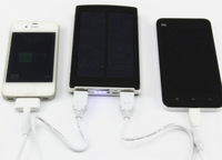 New Solar Power Bank 10000mah Portable Solar Battery Middle East Hot sale Charging Battery for All mobile phones