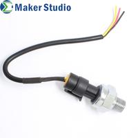 Variable-speed pump pressure sensor    pressure sensor, hydraulic pressure    oil sensor