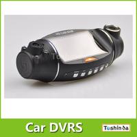 Dual Lens Car Black Box 30fps R310 2.7 Inch TFT LCD Screen Infrared Night Vision Car DVR Camera