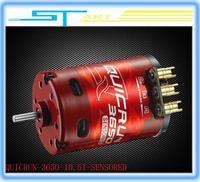 HobbyWing QuicRun 3300KV Brushless Sensored Motor for 1/10 1/12 On-Road Touring car Drift car Buggy Truck free shipping boy toy