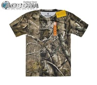 Remington CAMO T-Shirt for Men for Hiking, Camping& Hunting