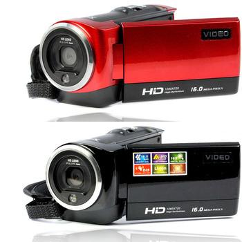 "Новый 2.7 "" TFT LCD 16MP HD 720 P цифровой видеорегистратор 16x д . в ."