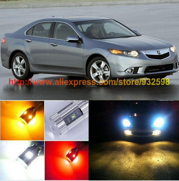Система освещения Iculed 2 /cree 25 12v Acura RSX 02/04 TL 07/11 TSX 04/11 ZDX 10/11 лампа для чтения iculed 2 hight 5630 12v acura rl 00 12 tl 00 08
