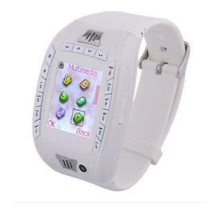 New Mini Watch Cell Phone semi-intelligent Mobile Waterproof Camera AK11 FM mp3(China (Mainland))