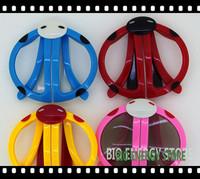 Free shipping! For 3D TVs and Real D cinemas Lovely Beatles 3d eye glasses for children