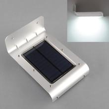 2. generration frische 16 led leds solar menschlichen körper sensor lampe außenleuchte versandkostenfrei(China (Mainland))