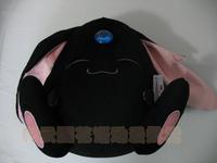 Anime Magic Knight Rayearth mokona  black  plush dolls