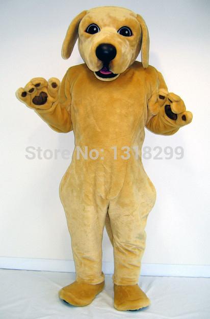 MASCOT PARK labrador dog mascot costume fancy dress custom fancy costume cosplay theme mascotte carnival
