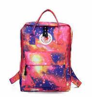 HOT! GALAXY Multifunctional Backpack Travel Bag Fashion shoulder bag free shipping