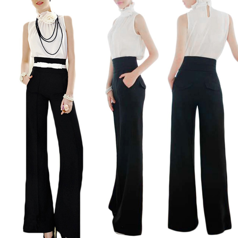 Creative Semiformal Attire  Palazzo Pants  Semiformal Wear For Women