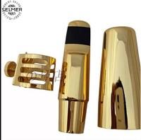 free shipping  SELMER The metal mouthpiece alto fluteSax 02