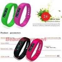 Smart Sports Bracelet original Fitbit flex health records pedometer step counter wireless sleep bracelet SV003653