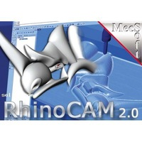 Mold processing software programming RhinoCAM 3.0 for Rhino 4.0, fully functional English version