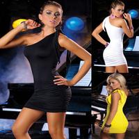 Free shipping 20pcs/lot 2014 New Hot Women's Sexy Cotton hot dress party , sexy club dress women,3color, drop shipping,SE42