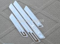 New Stainless steel Door Sill Scuff Plate For VW Volkswagen Golf 6 Golf MK6 2014 K73
