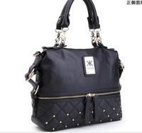 KK the spring  2014 street fashion buckles kardashian kollection elegant handbag purse shoulder bag handbag free shipping 10PCS