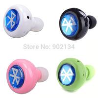 Stereo Wireless Bluetooth Earphone Headphone for Mobile Phone  30pcs/lot freeshipping