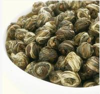 1bag/lot(5g)Pearl tea  Alpine organic green tea aroma Chinese green tea