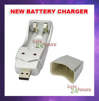 FREE SHIPPING!  USB Battery Charger for Ni-MH AA/AAA  Rechargeable Battery