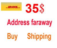 DHL Address faraway Buy Shipping 35USD