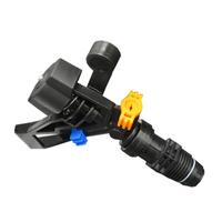 "1/2"" Full Cicle Male Garden Sprinkler Irrigation for Garden #A00153"