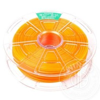 Free shipping new winbo PETG  filament 1.75mm 1 kg  Orange  passed EN-71 test report suit for makebot UP