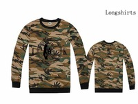 Last kings sport t-shirt long sleeve fashion hiphop tees shirt for boys designer cotton t shirts high quality camo sport clothes