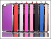 High quality Ultra Thin Metal Brushed Aluminum Hard Case  For iPhone 6  6G/ 4.7 inch 200pcs/lot DHL free shipping