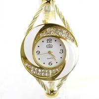 Lady Siliver Charm Women Quartz Fashion Wrist Watch Bracelet Watches Hot Sale XWT027