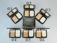 1 PCS/Lot Brand CC Makeup Studio fix powder plus makeup foundation powder puffs 15g Free shipping